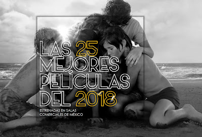 2018: Las mejores películas del año (Estrenadas en México)