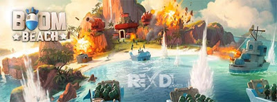 Boom Beach Apk for Android Online Game