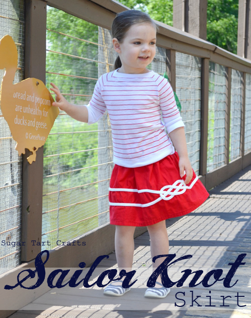 Sailor Knot Skirt