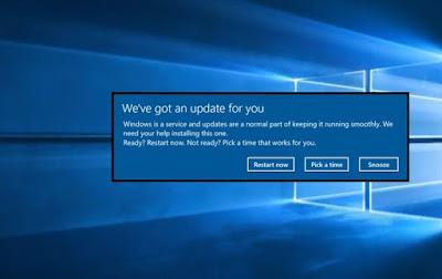 Windows 10 оновлення