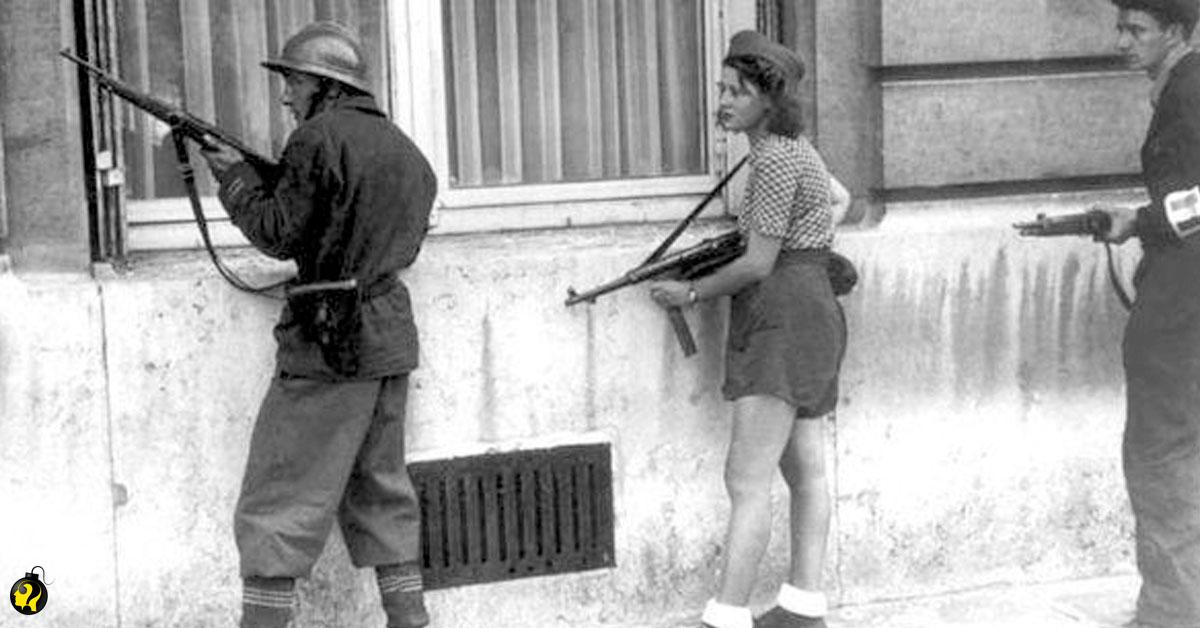 10 Jovens adolescentes que lutaram contra Hitler na Segunda Guerra Mundial