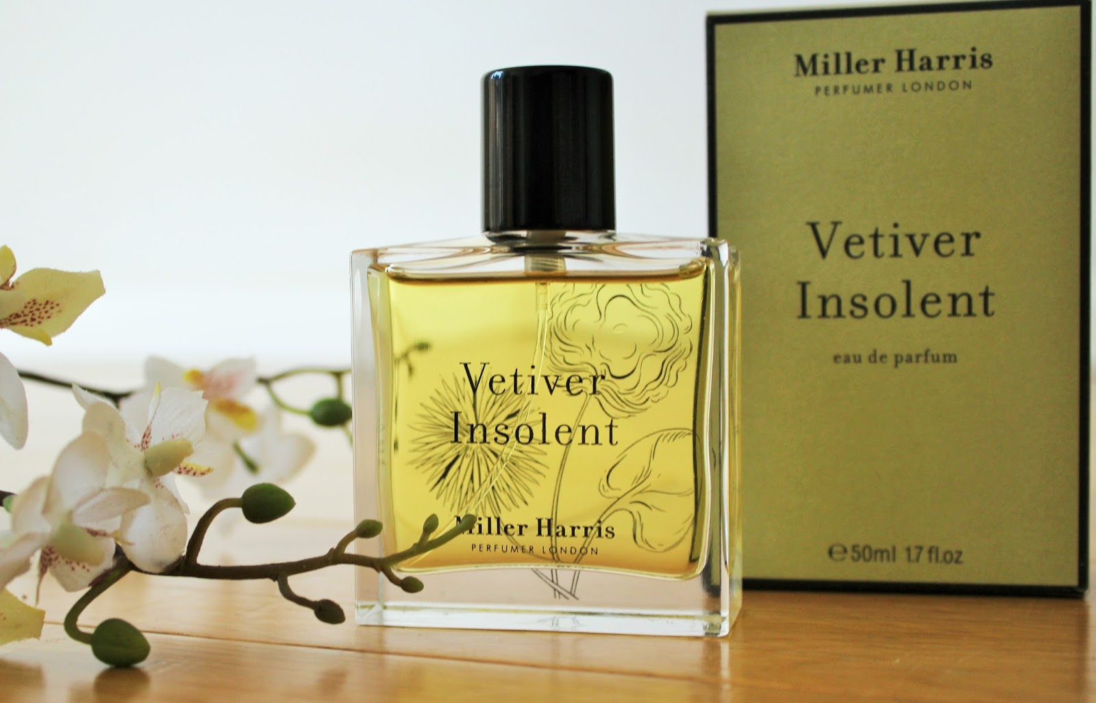 Perfume Review - Miller Harris Vetiver Insolent 1