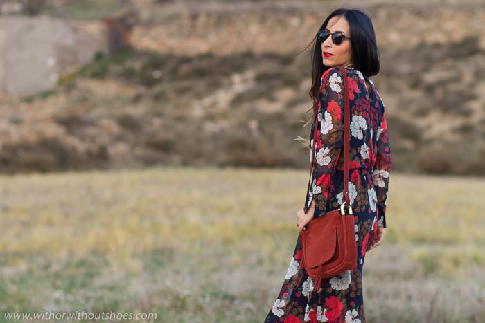 Bloguera de moda belleza estilo lifestyle de Valencia con estilo bohemio