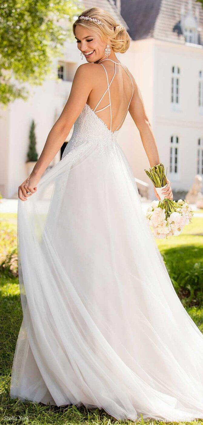 59f4f71d276 Stella York Spring 2018 Bridal Collection - World of Bridal