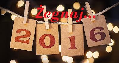 Podsumowanie roku czytelniczego. 2016