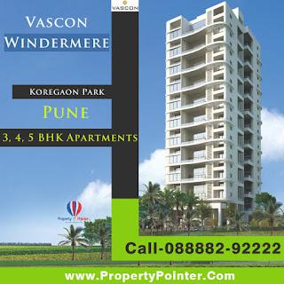 Vascon Windermere Koregaon Park