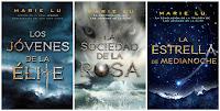 My Reading Universe: Reseña: Trilogía Los Jóvenes de la Élite por ...