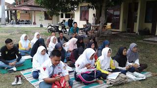 Polsek Patrol Indramayu  Buka kursus Bahasa Jepang Gratis Untuk Pelajar SMU