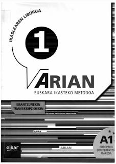 MÉTODO EUSKERA ARIAN A1