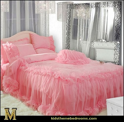 old hollywood glam bedroom decorating - hollywood themed bedrooms - maries manor theme bedrooms