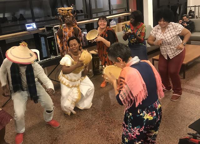 Sesc Belenzinho recebe o sarau Vozes Femininas e Refúgio com mulheres de 12 nacionalidades