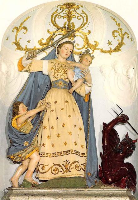 Nossa Senhora do Socorro, Ascoli Satriano, Itália