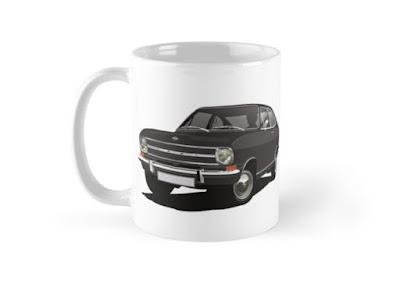 Opel Kadett automuki