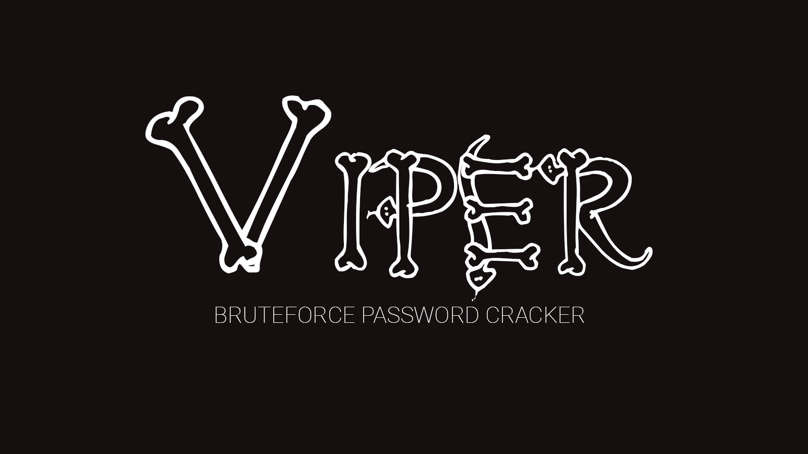 Viper - Bruteforce Password Cracker