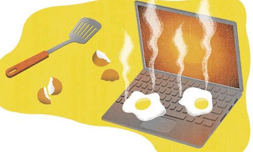 Cara Mengatasi Laptop Cepat Panas Saat Bermain Game