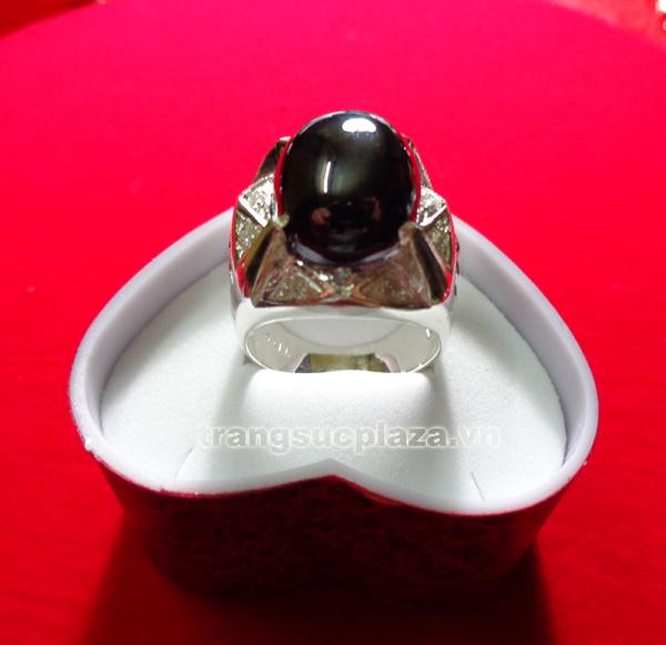 Nhẫn bạc nam NN303