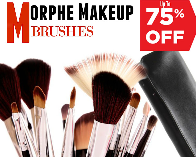 Morphe Makeup Brushes Up To 75% Off By Barbie's Beauty Bits