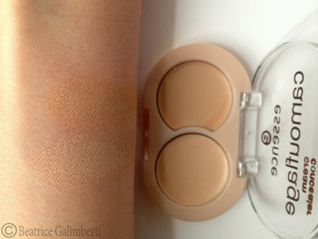 essence make up viso - camouflage cream concealer