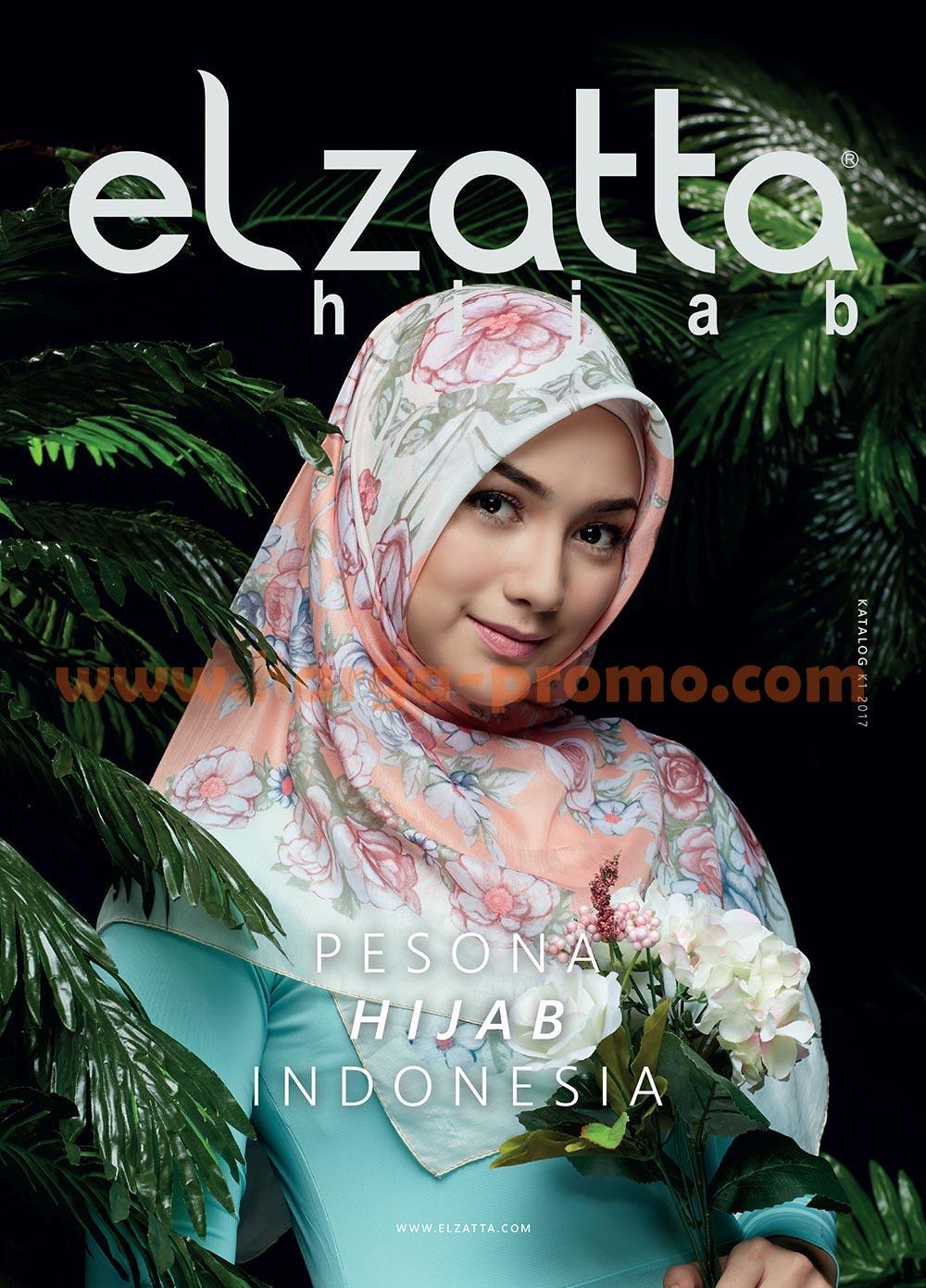 Katalog Jilbab Elzatta Hijab Terbaru Katalog K1 2017 Katalog Harga