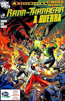 Rann-Thanagar - A Guerra #2