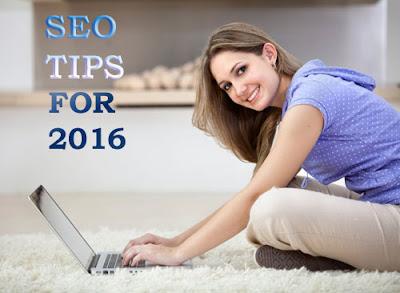 seo tutorial best seo tips for 2016