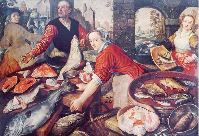 ตลาดปลา