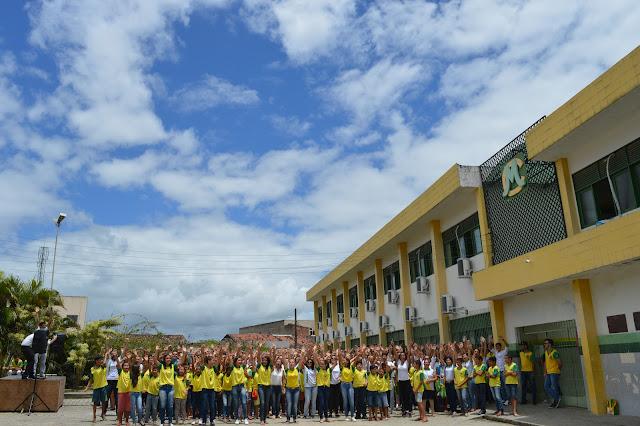 LOCAL: Colégio Municipal Osvaldo Benício se prepara para os seus 30 anos.