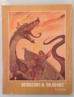Dungeons & Dragons portfolio