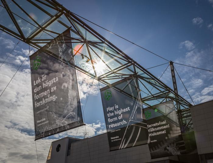 Heureka Tiedekeskus Vantaa Tikkurila näyttelyt 2017