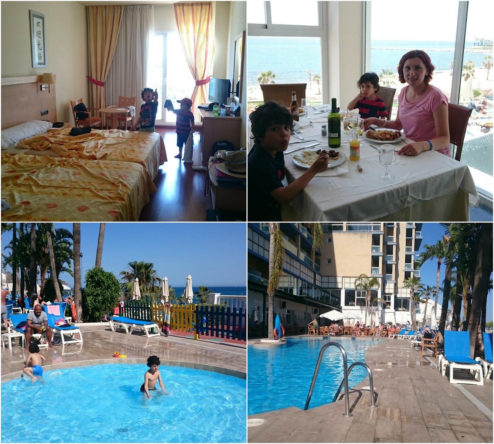 Summer holidays, Benalmadena