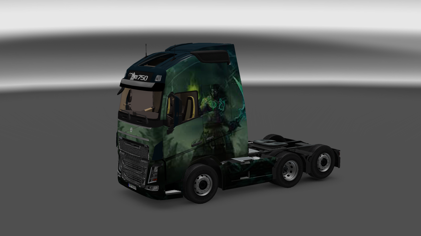 Volvo 2013 Voin Skin