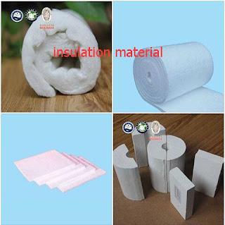 Ceramic Fiber---insulation material