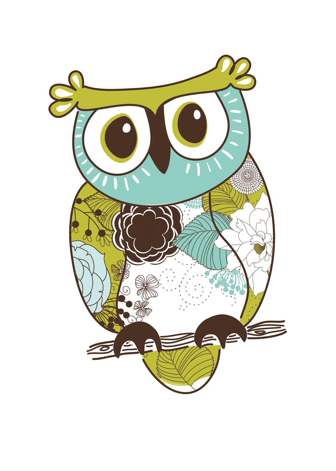 FREEBIES // OWL ♥ER PRINTABLES - Oh So Lovely Blog