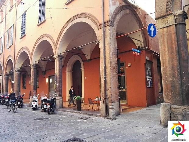 Strada maggiore bologna