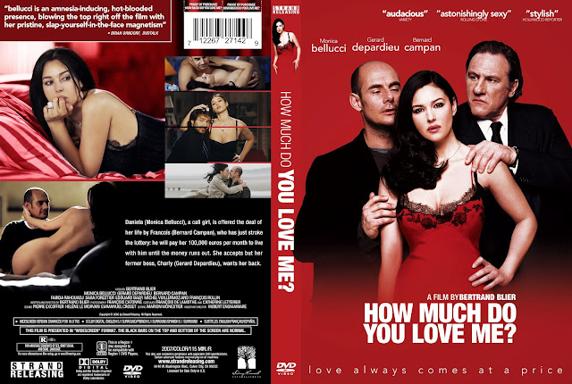 How Much Do You Love Me DVD Cover