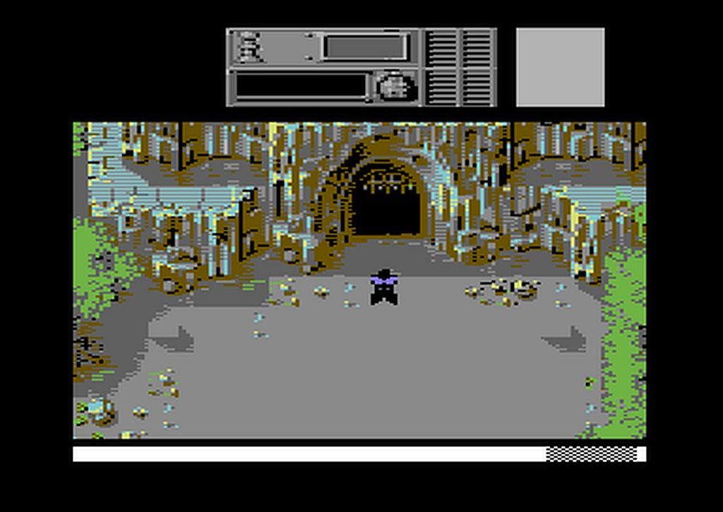 Indie Retro News: Chaos Engine on the C64? Well it's possible!