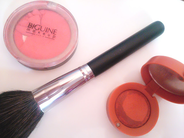 blush Bourjois, blush Biguine