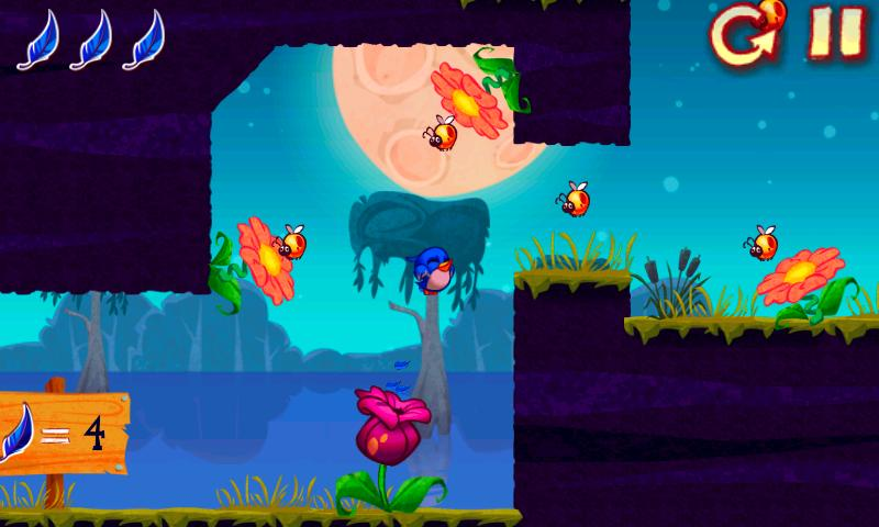 Balaram [QVGA Games n roms for galaxy mini]: Early bird