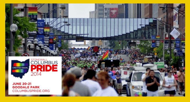Denver To Columbus Ohio: LGBTQ Gay Pride Preview: Columbus, Denver, Oklahoma City