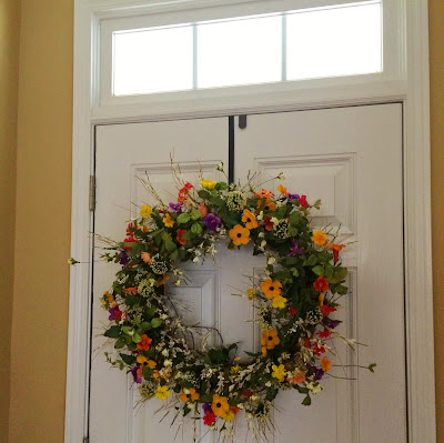Unique Wreaths - Summerville Flowertown Festival | The Lowcountry Lady