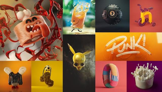 cursos vitales para un amante del 3D y la animación