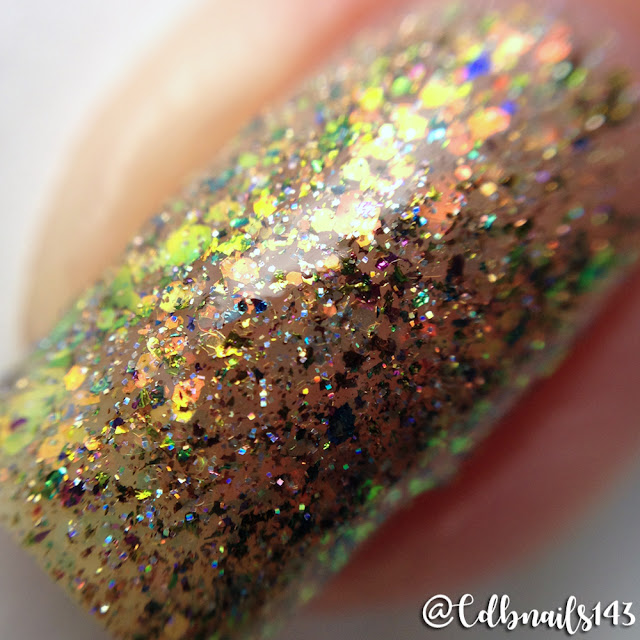 Glam Polish-You Are Our Only Hope, Frank