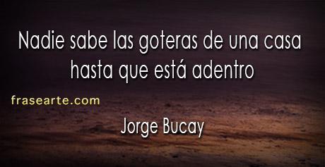 Frases de aprendizaje - Jorge Bucay