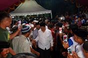 Dikampung Anwar Sadat, Tokoh Masyarakat dan Warga Nyatakan Dukungan ke PAMMASE