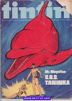 Mr Magellan S.O.S. TANINKA
