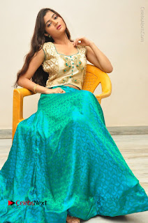 Telugu Actress Akshitha Stills at Prementha Panichese Narayana Movie Opening  0091.JPG
