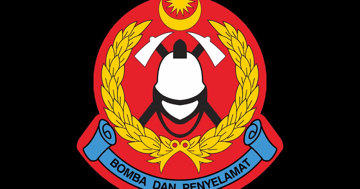 Jabatan Bomba Dan Penyelamat Malaysia Logo Vector Format Cdr Ai