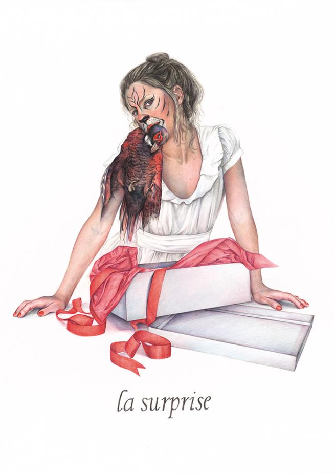 Оригинальные рисунки. Marianna Ignataki 15