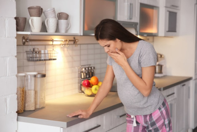 Ốm nghén suốt thai kỳ và cách trải qua thời kỳ ốm nghén một cách thoải mái