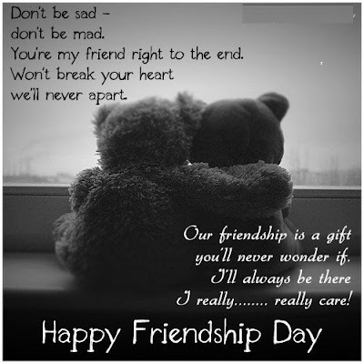 Happy Friendship Day Wishes SMS in English 2017